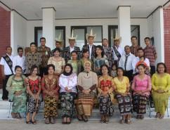 Keluarga Besar Pengadilan Negeri Rote Ndao pada Peringatan Hari Kartini